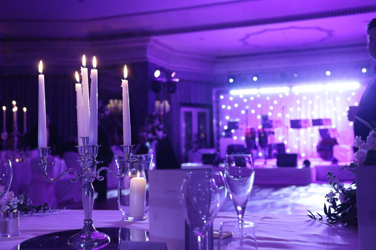 Wedding at The Dorchester London