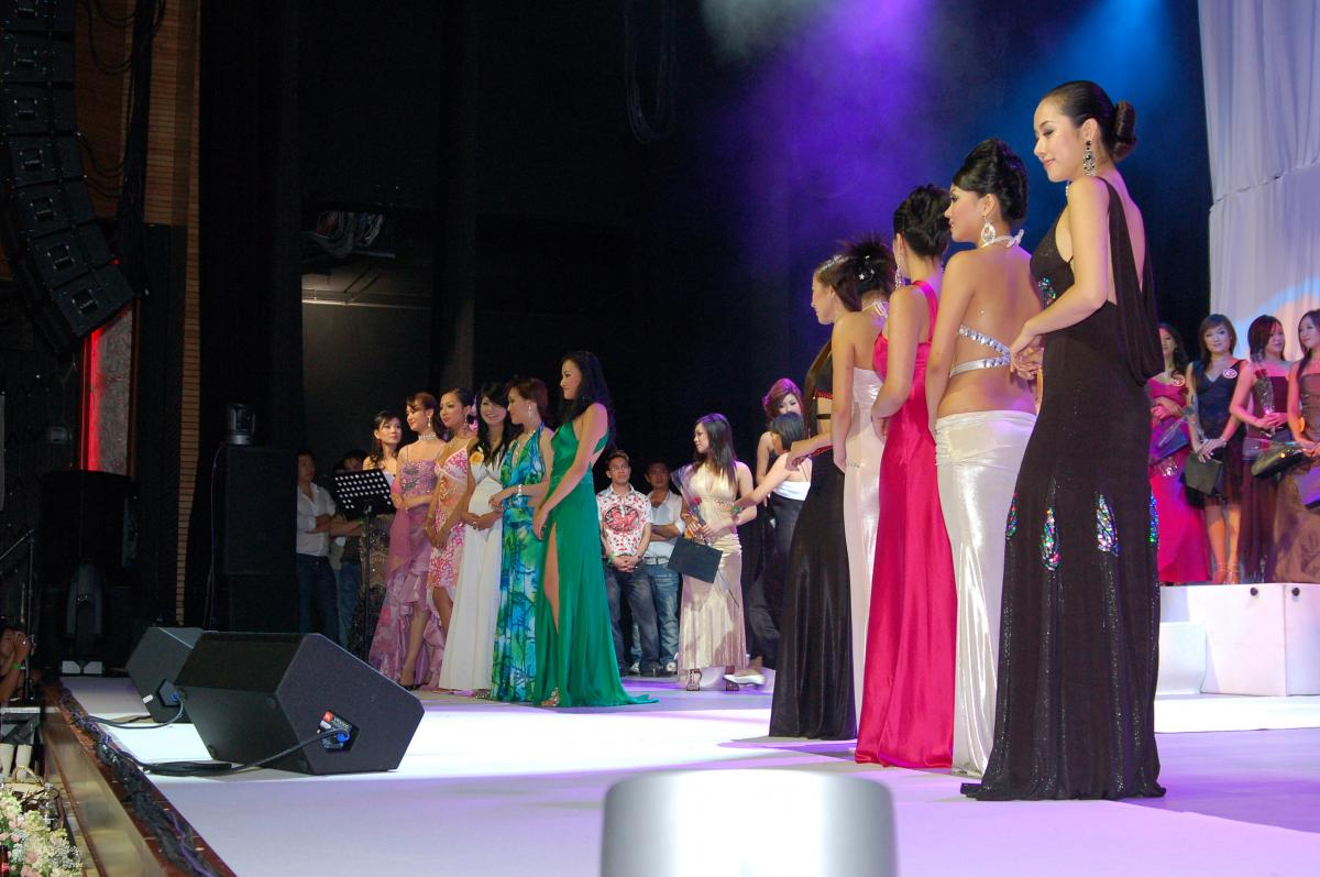 Miss Vietnam in the UK 2007